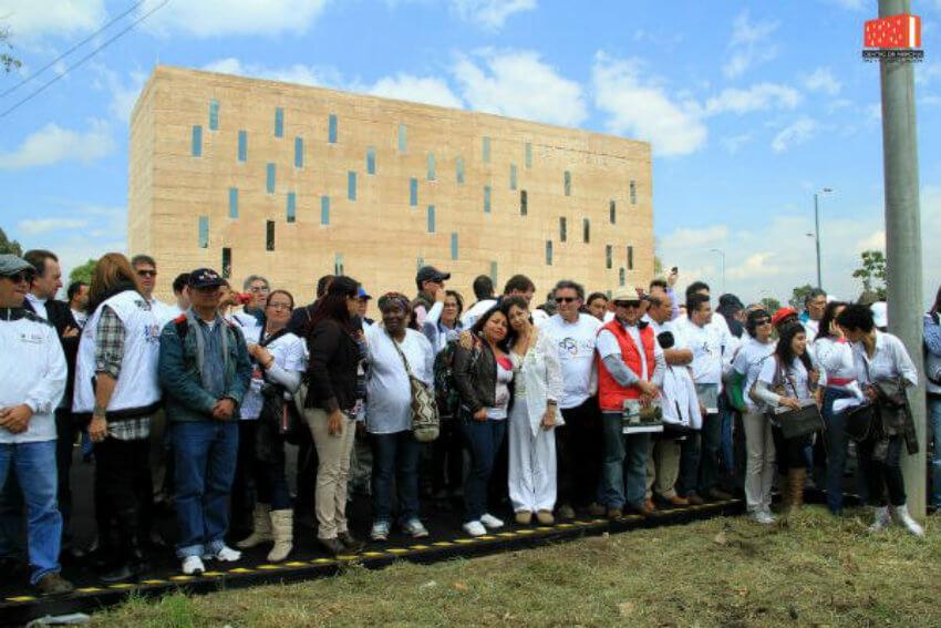 La casa de las víctimas: tres años del Centro de Memoria, Paz y Reconciliación
