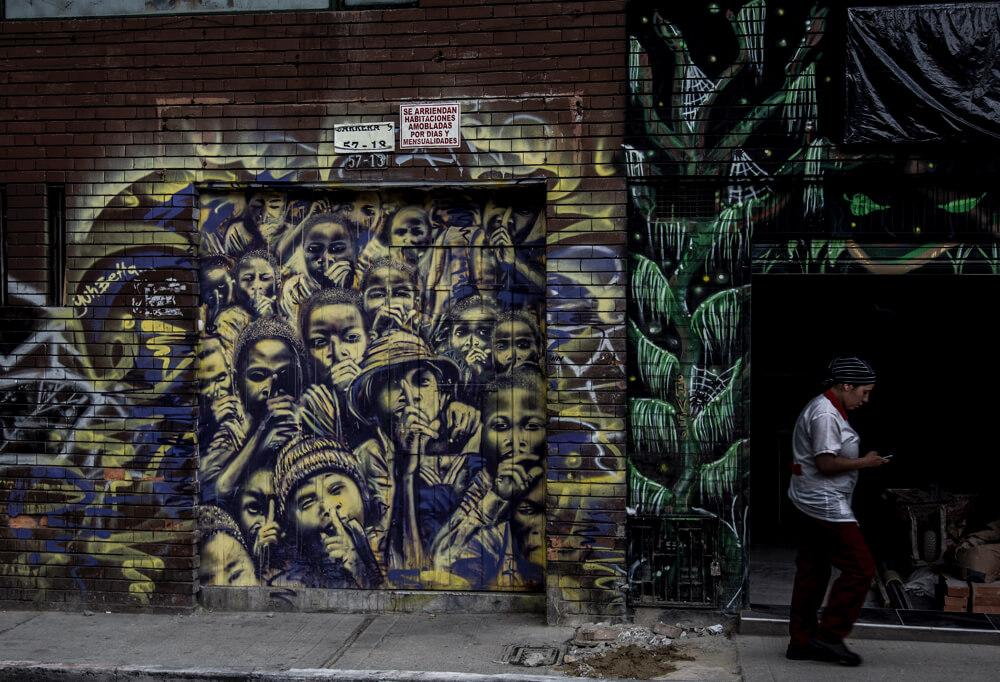 Las discusiones que no se han dado sobre el graffiti en Bogotá