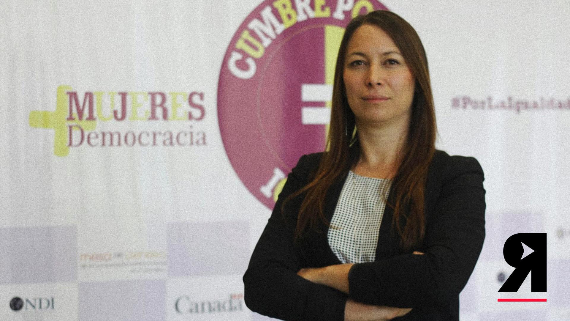 'En Colombia la equidad de género suena muy bonito, pero no es real'