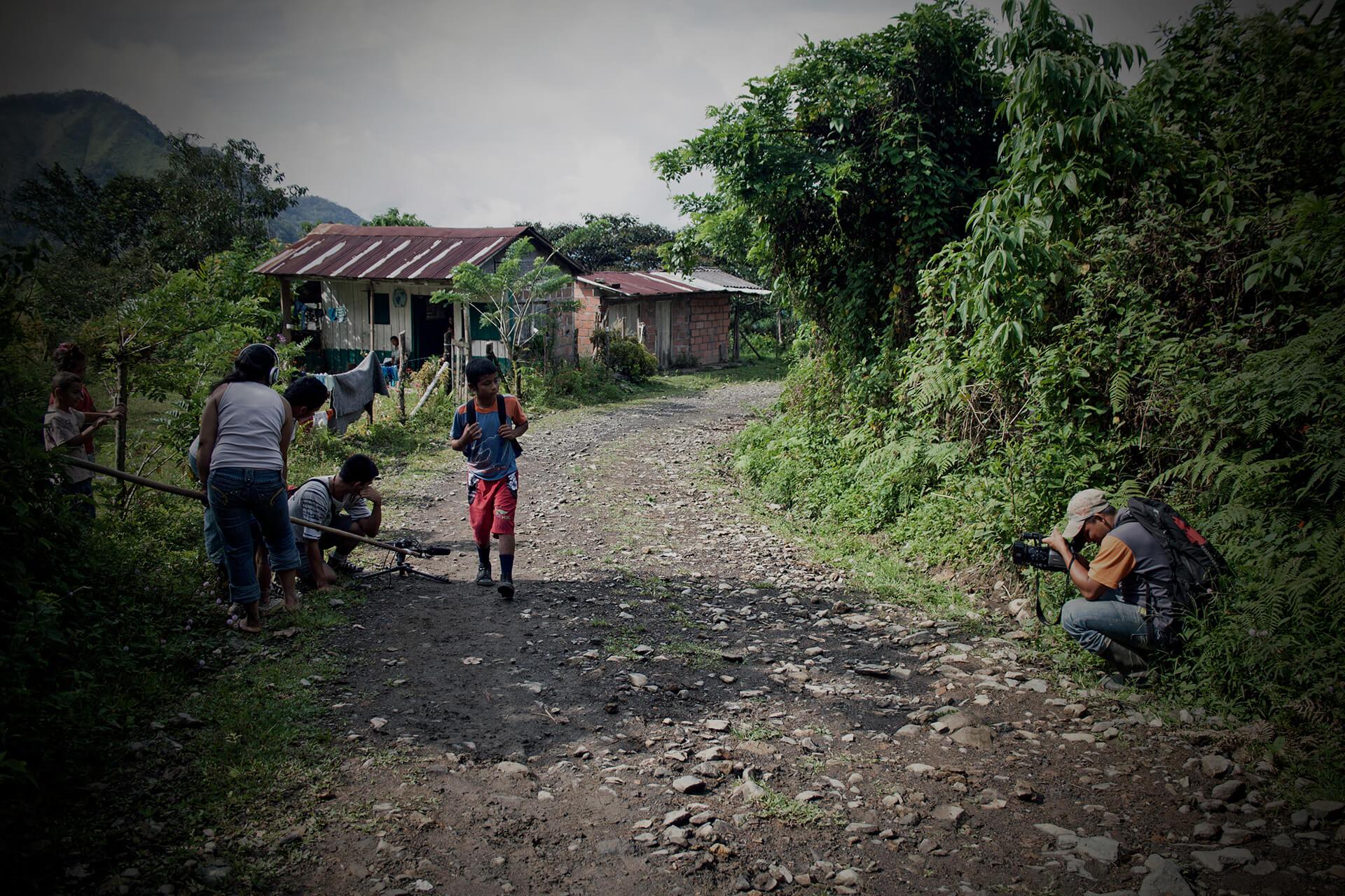 Campesinos documentalistas: así se construye la paz en el oriente de Antioquia