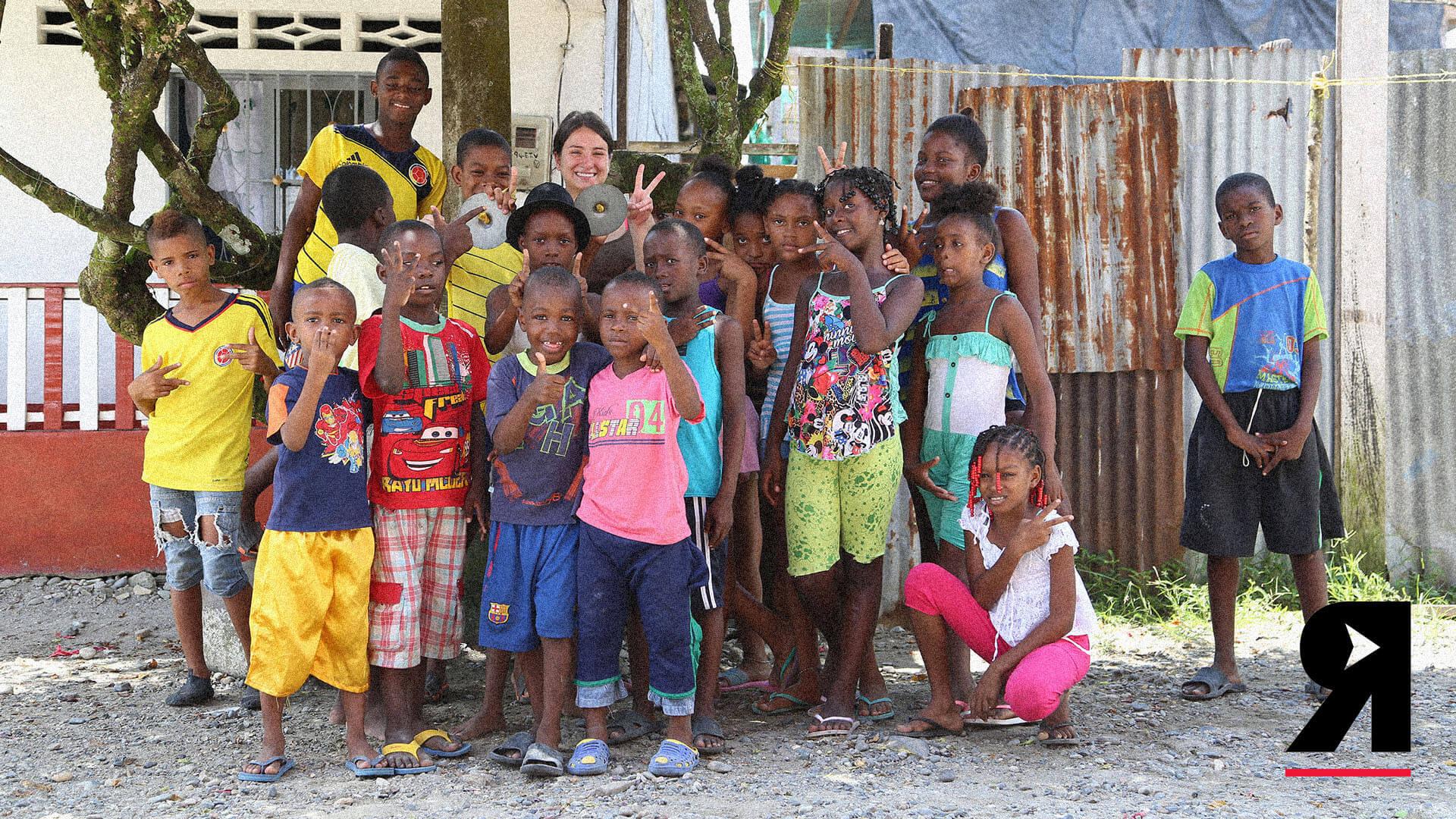 La guía Divergentes de la niñez en Colombia