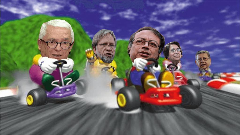 ¡No se atropellen por liderar la oposición!