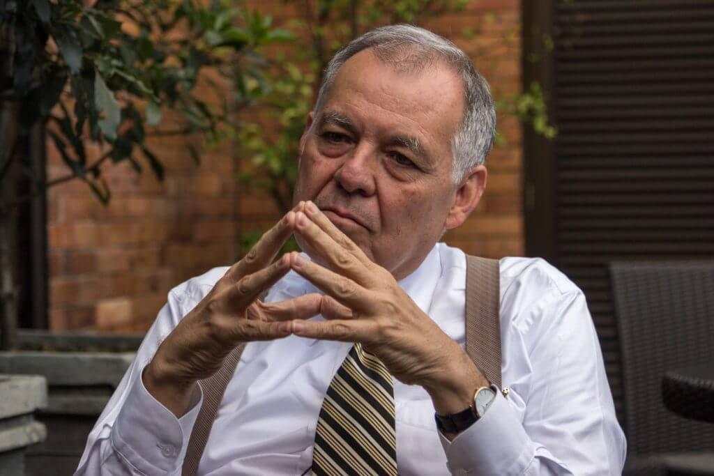 'Hoy los rebeldes somos los conservadores': Alejandro Ordóñez