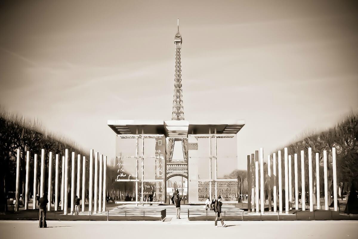 Top ¡Pacifista!: Monumentos que le ponen rostro a la paz