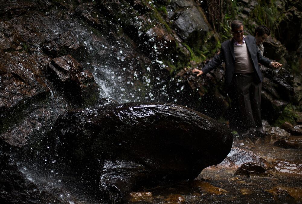 Atracaban en los Cerros Orientales y ahora cuidan el sendero ecológico