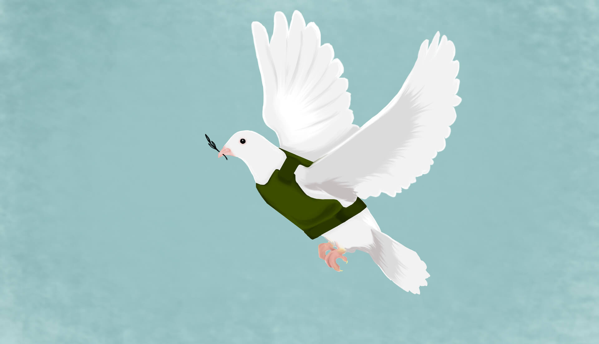 La paz no está tan blindada como parece