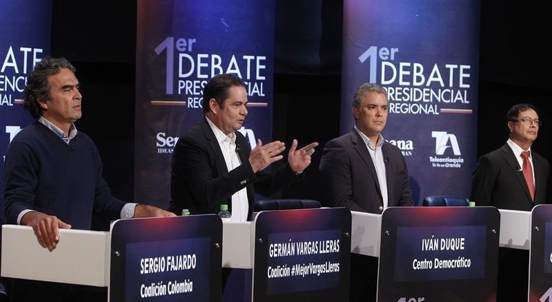 ¿Quiénes harían trizas el Acuerdo de Paz?: lecciones del primer debate