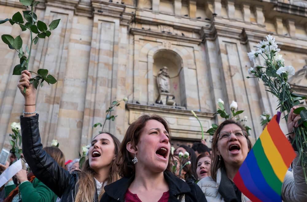 La implementación de la paz está en deuda con las mujeres