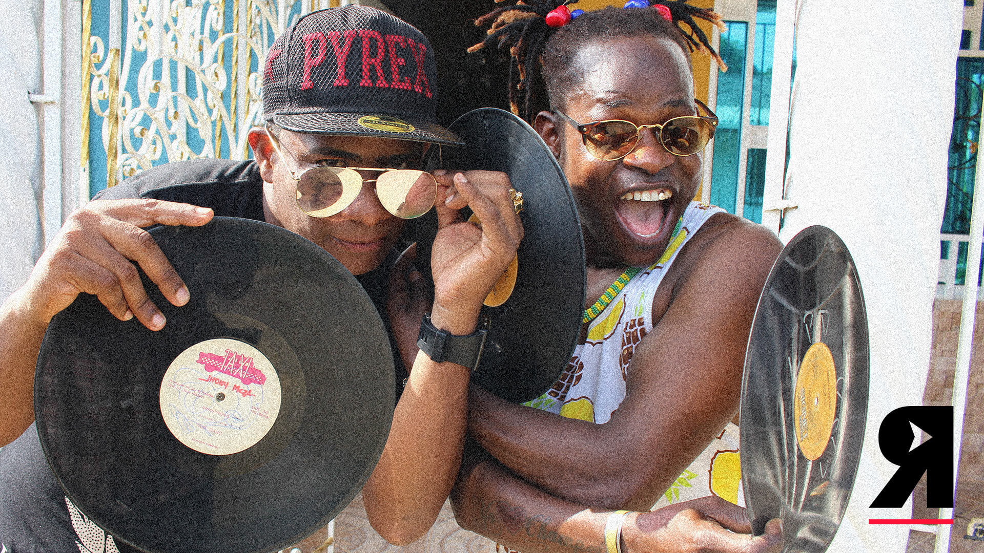 ¡Pacifista! presenta: 'Dancehall a prueba de balas'