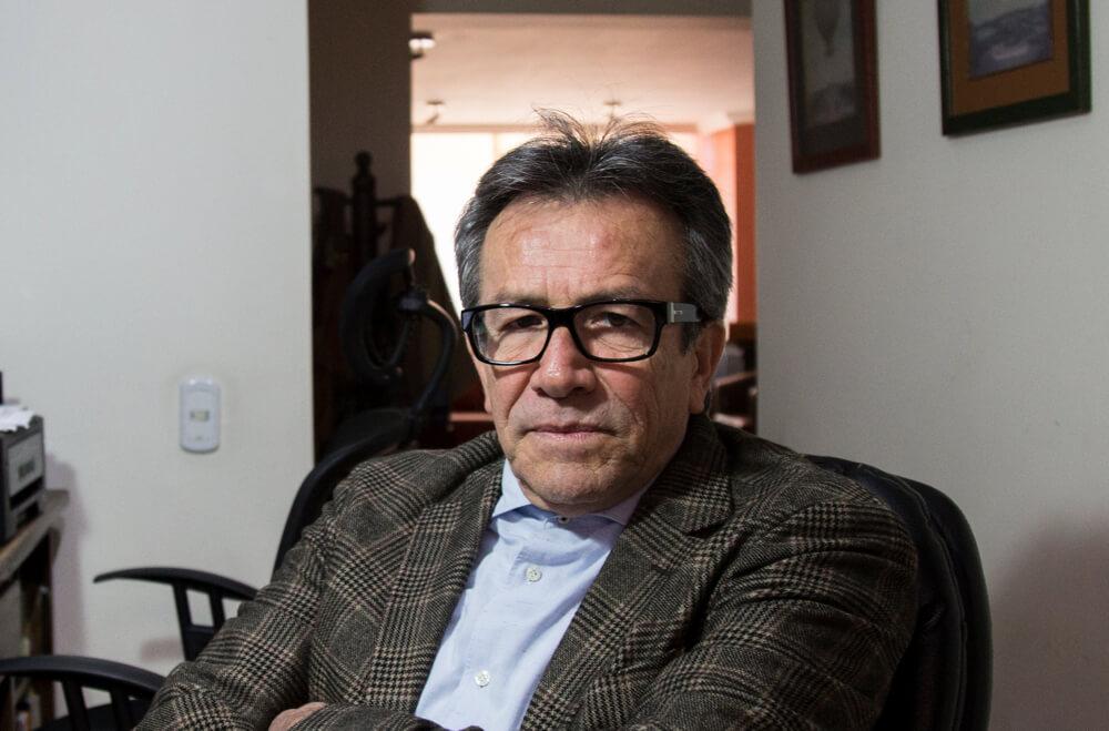 Carta a Carlos Velandia