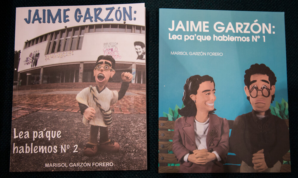 'Lea pa' que hablemos': dos libros que recuerdan a Jaime Garzón
