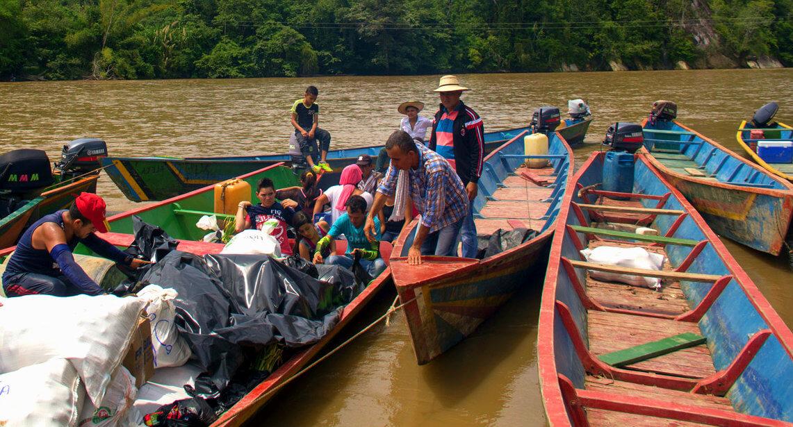 Es oficial: Colombia es el país con más desplazados en el mundo