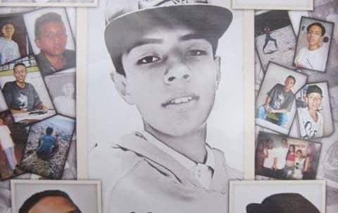 Esta es la historia del líder social asesinado más joven de Colombia