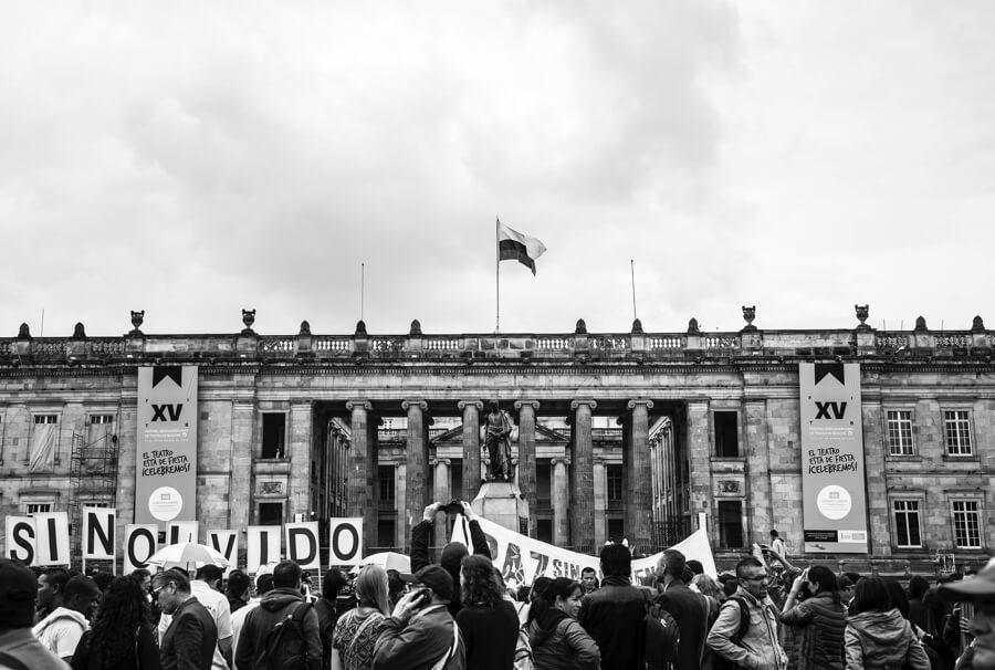La relación entre Peñalosa y las víctimas está rota por plata