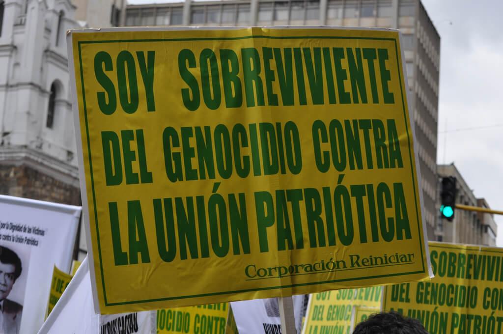 """""""Todo pasó ante nuestros ojos"""": claves del informe sobre el exterminio de la UP"""