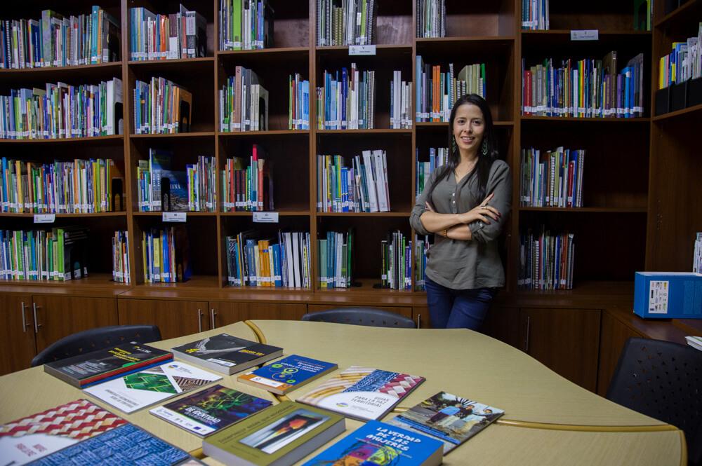 ¡Por fin! La primera biblioteca de paz en Colombia abrió sus puertas