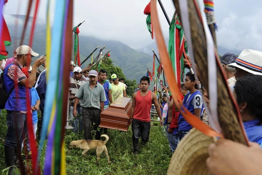 Cuatro líderes asesinados: Cauca y Valle no aguantan otro fin de semana como este