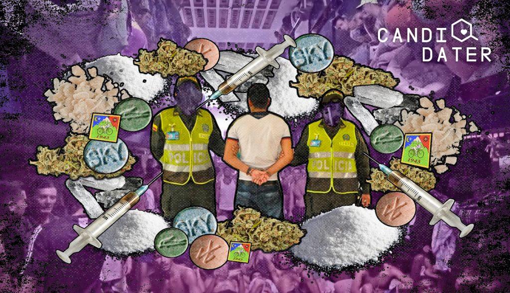 Así está Colombia cuando hablamos de consumo de drogas