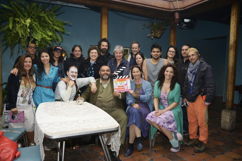 Charlas con tres directores: Siempreviva, de Klych López