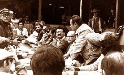 En 1984, las Farc y el gobierno de Belisario Betancur firmaron los Acuerdos de la Uribe.