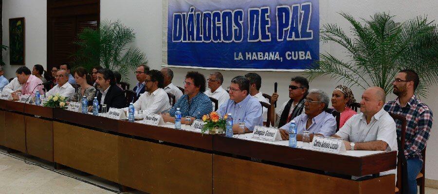 """Gobierno y Farc acordaron el """"blindaje"""" jurídico para los acuerdos de paz"""