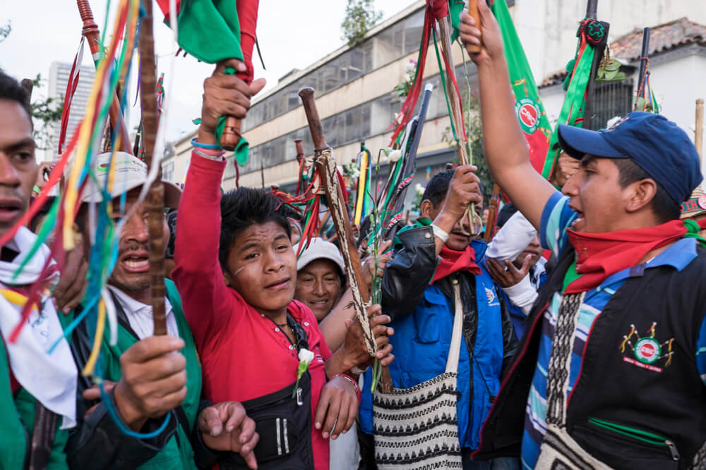 Afros e indígenas: ¿se quedaron fuera de la implementación?