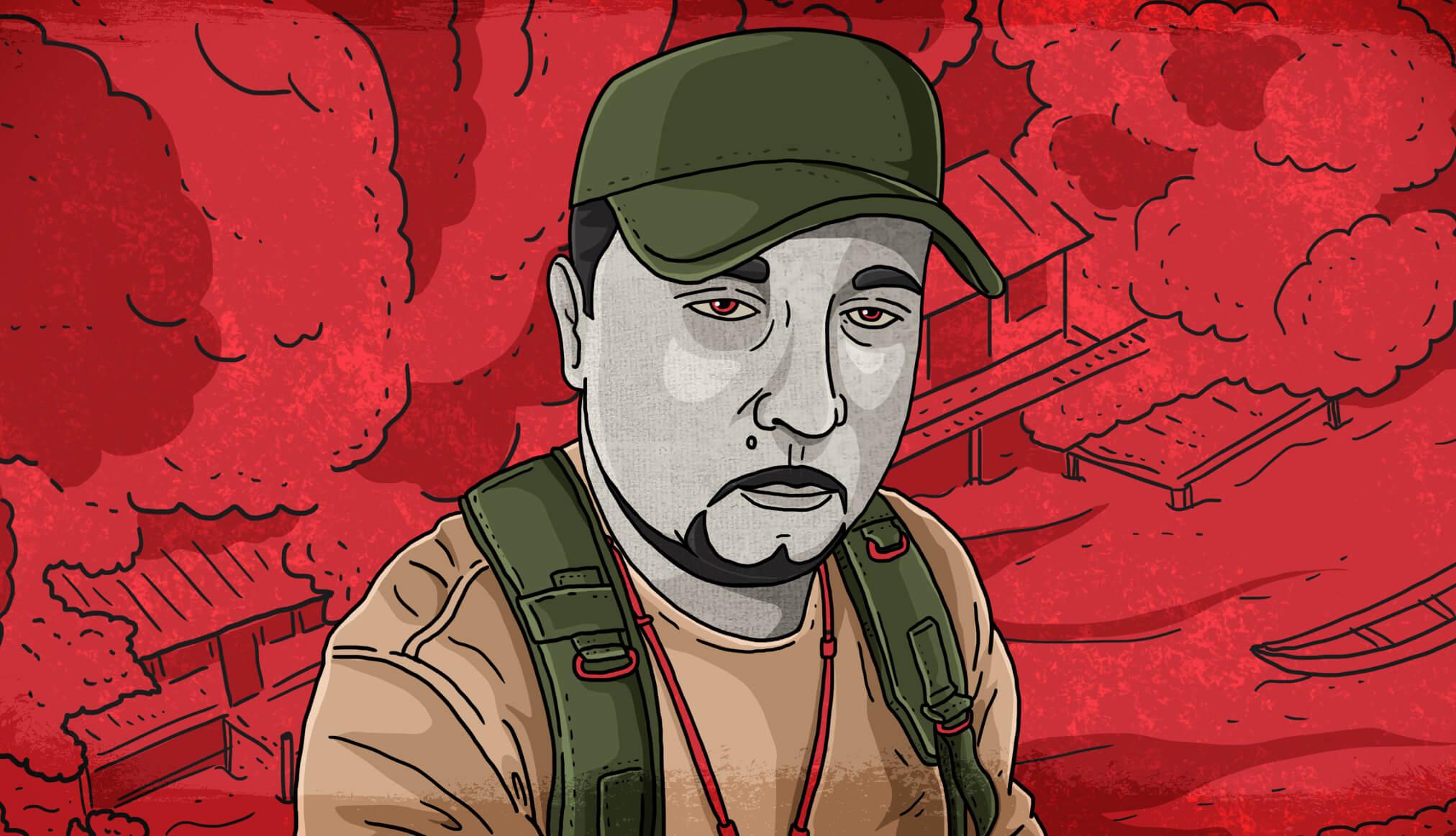 Alias Gavilán: el hombre que cambió de bandos para seguir en guerra