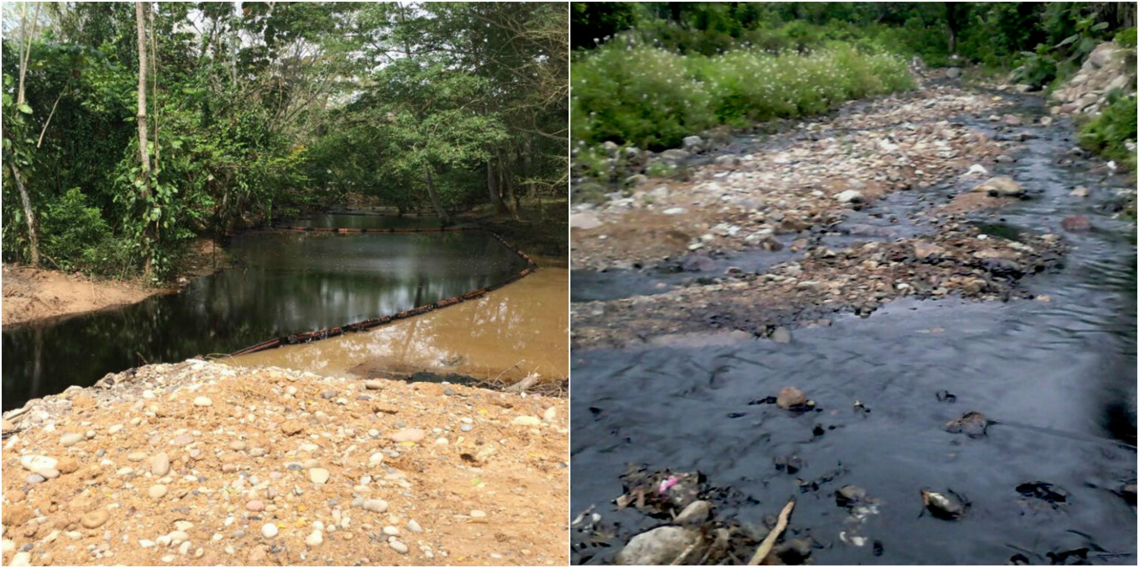 Un derrame es de Ecopetrol, otro del ELN: ¿la guerrilla notará la diferencia?