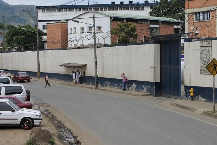 En Medellín ya no caben más presos