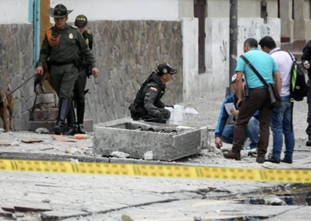 Bogotá: la guerra no ha terminado