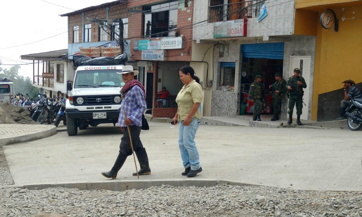 El peso que cargan quienes viven cerca de Hidroituango