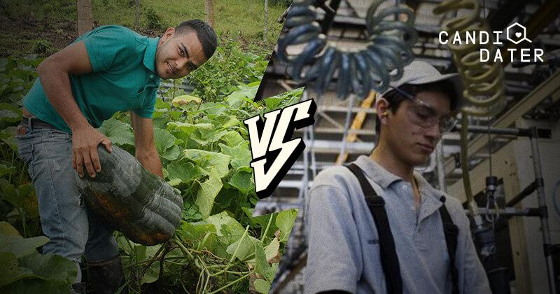 Colombia: país agrícola vs. país industrial ¿Qué es mejor?