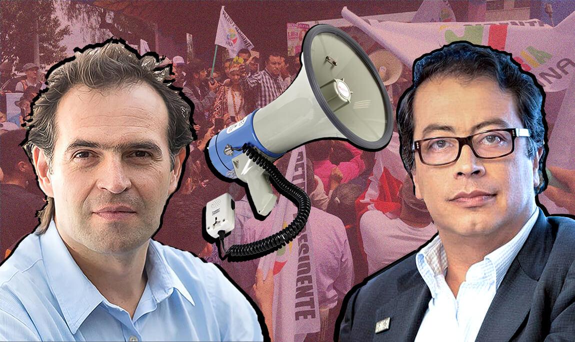 'Fico' vs. Petro: ¿Quién tuvo la razón en Medellín?