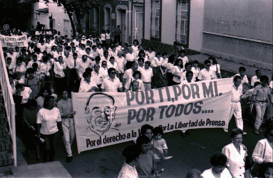 Matar la palabra: 38 años de periodistas asesinados