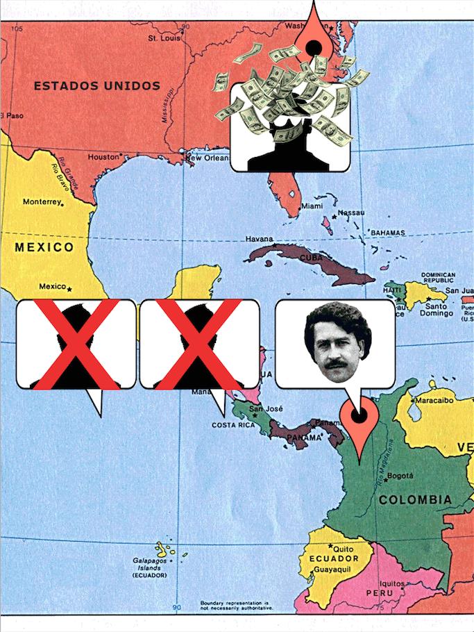 El narco fantasma Parte 1. La cara oculta del Bloque Central Bolívar
