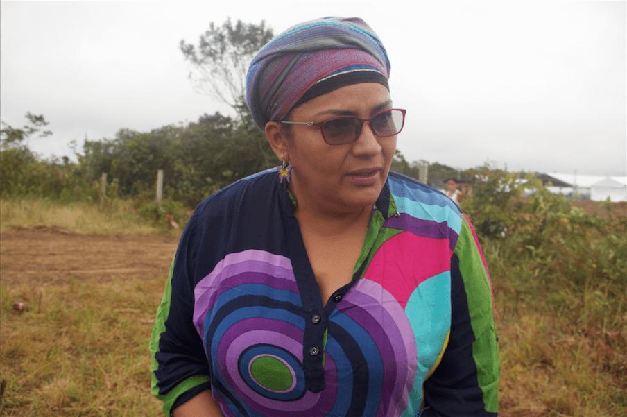 """""""Victoria Sandino"""" nos describió el nuevo movimiento político de las Farc"""
