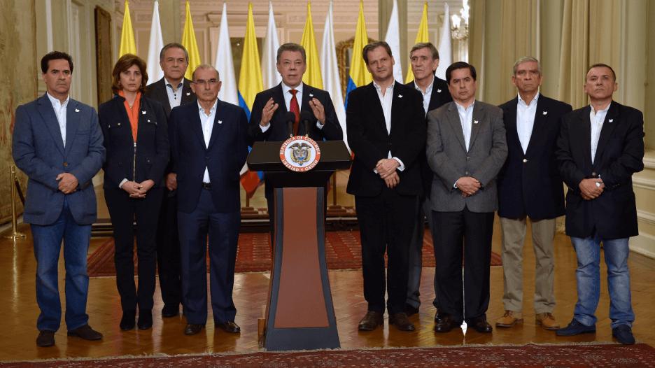 ¿Dónde se le refundieron los votos a Santos?