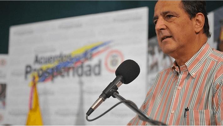 Perfil: Juan Camilo Restrepo, la cabeza del Gobierno en los diálogos con el ELN