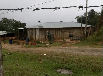 """Los dos guerrilleros fueron """"asesinados"""": comunidad del sur de Bolívar"""