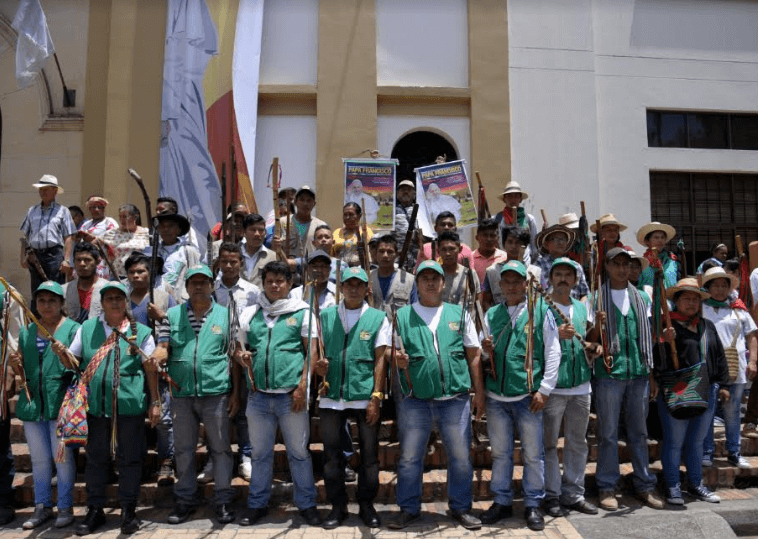 """""""No nos podemos callar"""": los indígenas que Francisco dejó fuera de su agenda"""