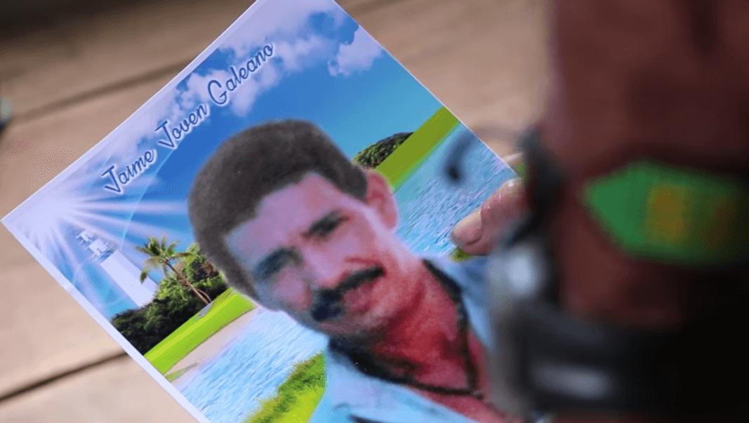 Video: este es el poema que un campesino le dedicó a su hermano desaparecido