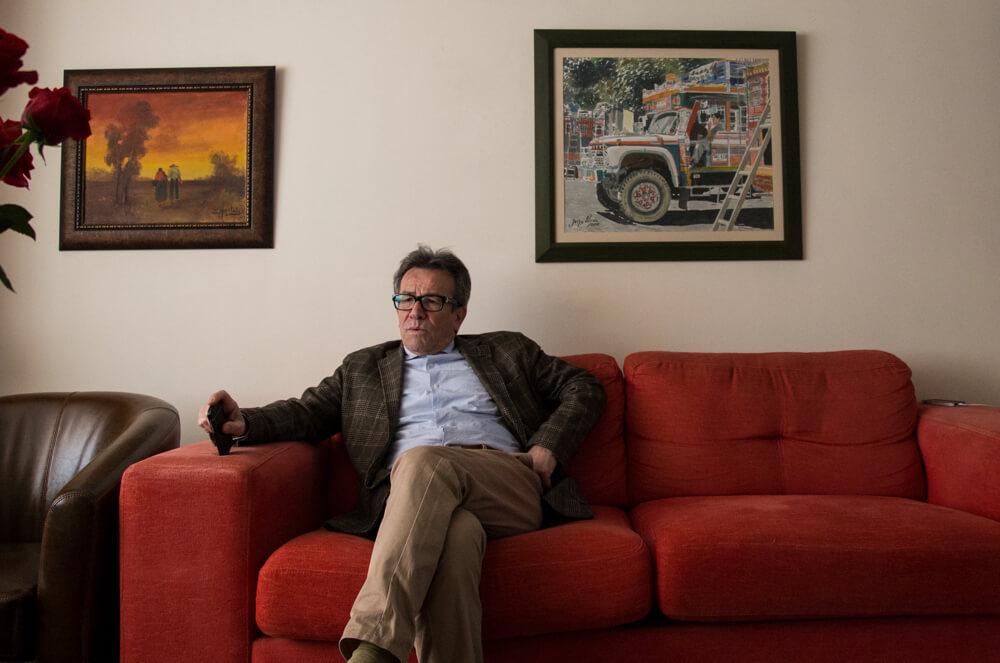 """""""En un año habrá cese al fuego bilateral con el ELN"""": Carlos Velandia"""