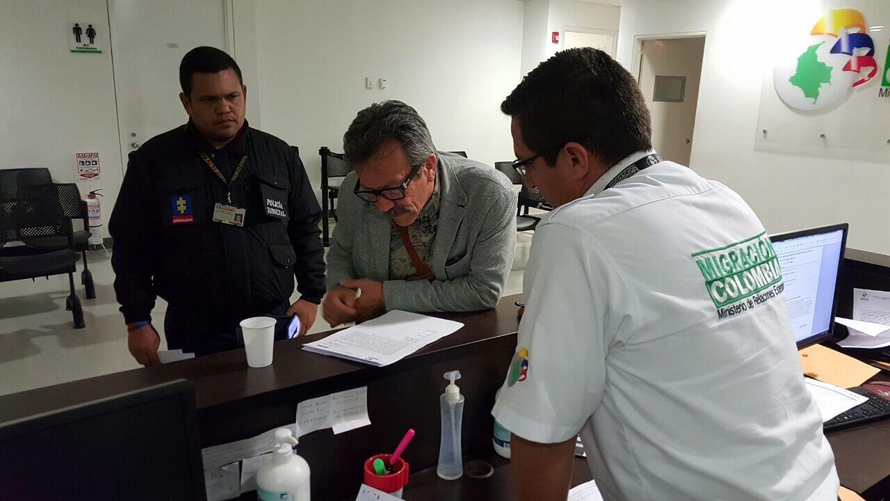 Carlos Velandia fue nombrado gestor de paz para el diálogo con el ELN y quedaría libre