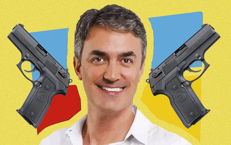 Hicimos un quiz de armas al candidato que quiere que más civiles las porten