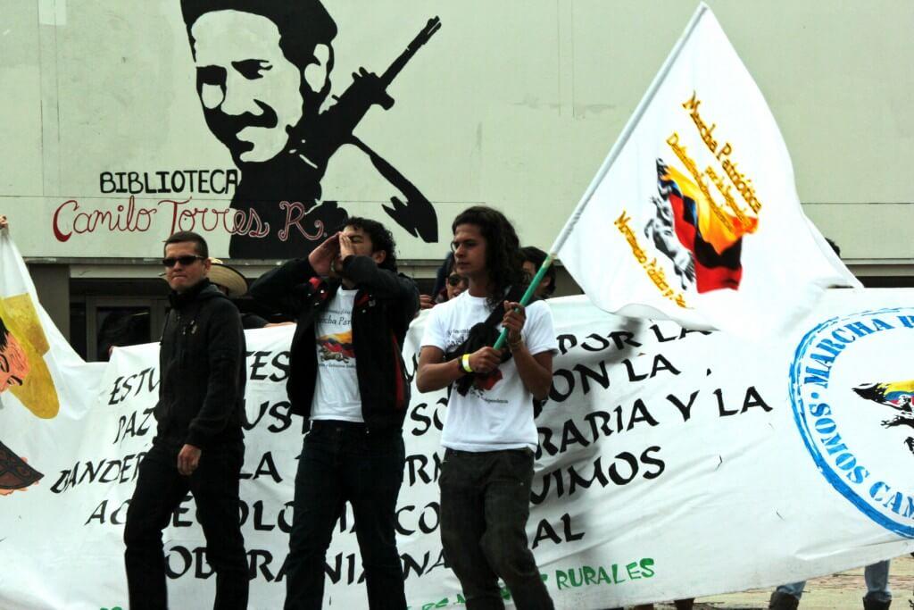 Campesinos capturados. Tensión entre el Estado y los movimientos sociales