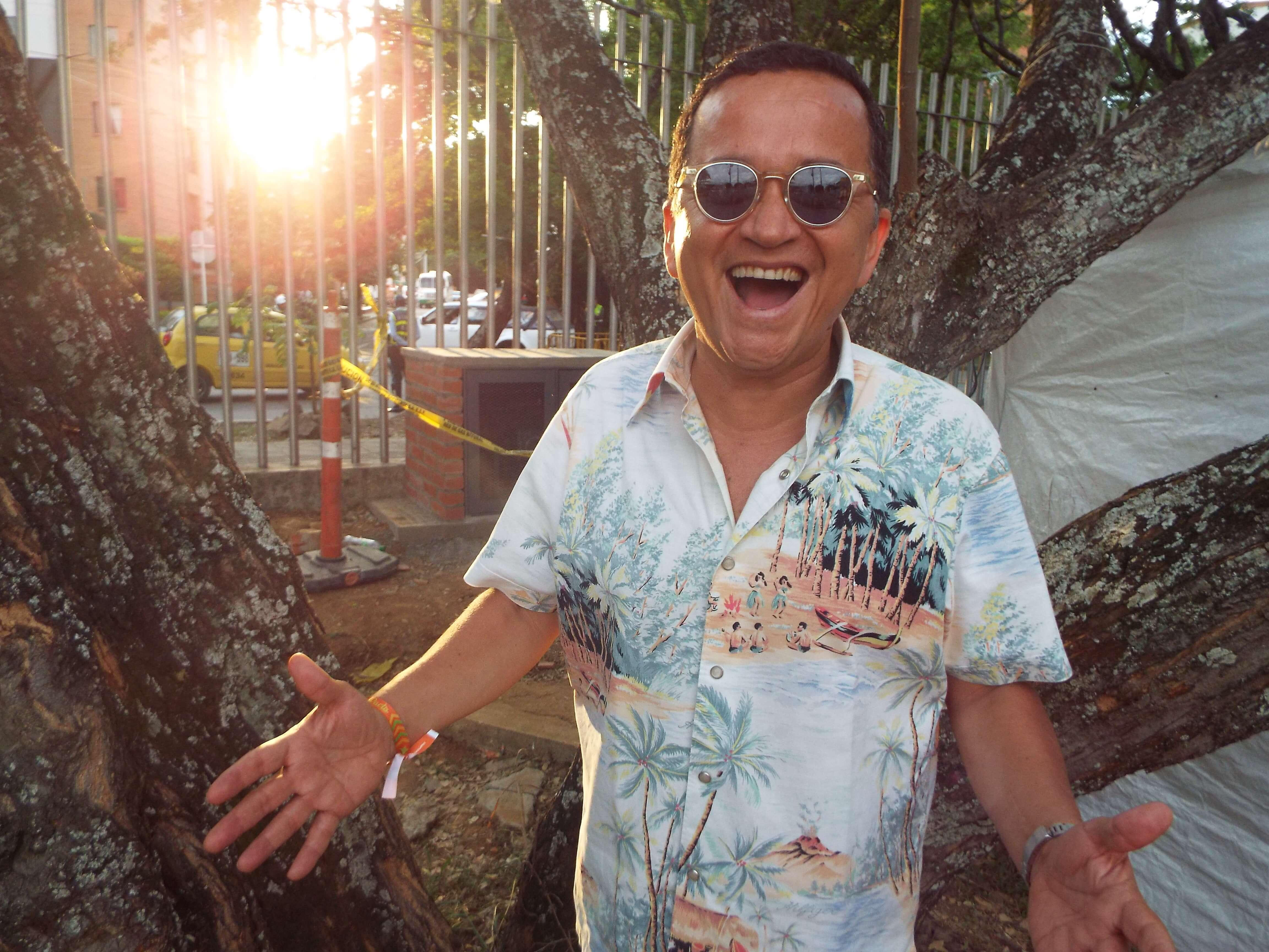 Yuri Buenaventura: el cantante que también es líder social