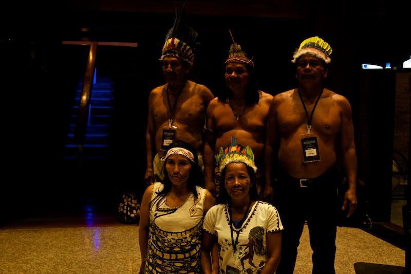 Paz desde la Amazonía