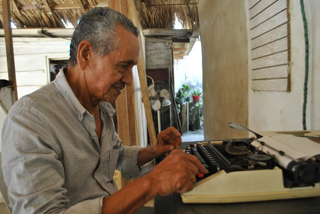 El historiador de Macayepo y su Brother