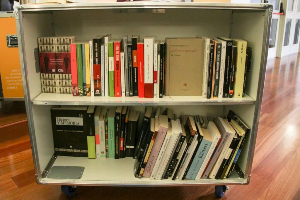 De La Vorágine al acuerdo de paz. Así son las bibliotecas que llegarán a las zonas veredales