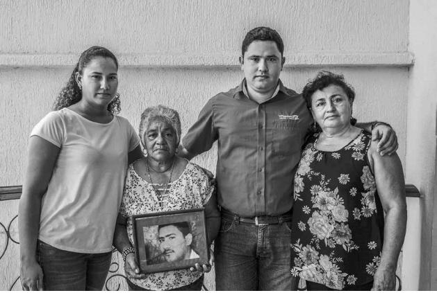 Esta es la historia de Rider Ramírez, víctima de la masacre de Los Guáimaros y El Tapón